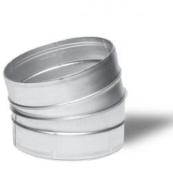 Ajuste de Ángulo de metal de 15° 160 mm - Winflex ventilación