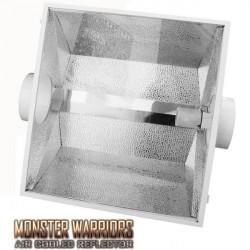Reflector de HPS/MH Monstruo Guerrero 150 mm de vidrio con ventilación E40