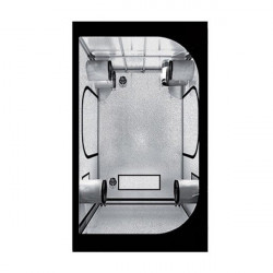 Chambre de culture 100 x 100 x 200 cm - Black Silver