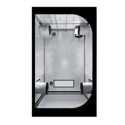 Chambre de culture 80 x 80 x 180 cm - Black Silver