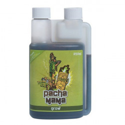 Pachamama Crecer - 250 ml de Fertilizante de crecimiento utilizados en la bio - Vaalserberg Jardín