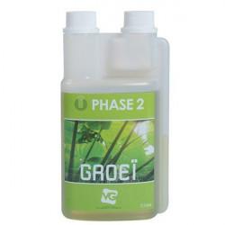 fertilizantes Fase 2 el Crecimiento de 0,5 litros vaalserberg jardín de la cultura en la tierra
