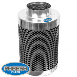 filtro de carbón activo PHRESH FILTRO de 400M3/H 125x300mm