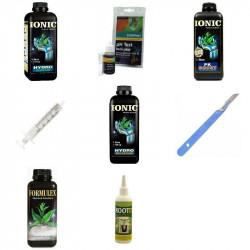 Pack de fertilizantes hydro Iónica completa