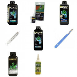 Pack engrais hydro Ionic complet