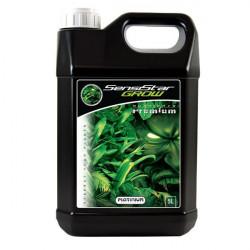Engrais Gel de croissance SensiStar Grow 5L - Platinium nutrients -NPK+calcium+magnesium-hydro-terre-coco