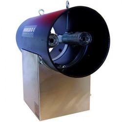 Generador de ozono Ozotres C1 125x300mm de 300 m3/h