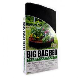 Big Bag Bed 380L - Pot tissu potager geotextile - Smart pot