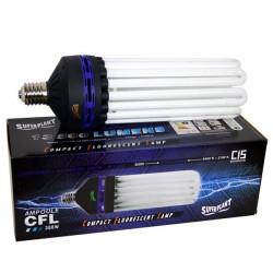 Ampoule CFL Dual 300W - 2100°K + 6400°K - Croissance Floraison - E40 - Superplant