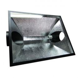 Réflecteur vitré ventilé The Hood 6 - Growlite douille E40 pour hps et mh