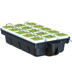 Système hydroponique HydroStone 15 - Platinium hydroponics