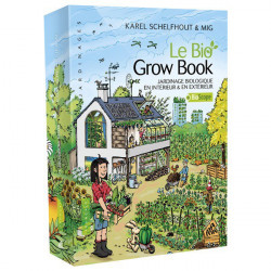 Livre - Le Bio Grow Book