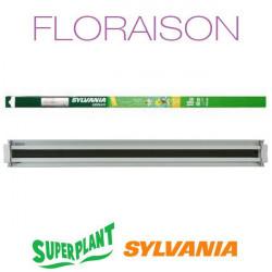 Rampe néon Floraison T5HO 2x54W Grolux Plug and Play - Superplant & Sylvania