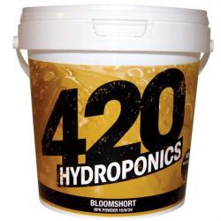 BloomShort - 250g de floración de Fertilizantes - 420 Hidroponía -hydro/suelo/coco