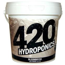 BloomBryde 1Kg - Engrais de floraison - hydro/terre/coco - 420 Hydroponics