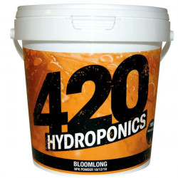 BloomLong - 1Kg - Engrais de floraison - 420 Hydroponics -hydro/terre/coco
