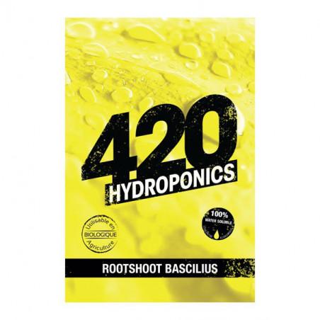420 HYDROPONIC ROOTSHOOT BASCILIUS 10G