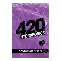 Flowershoot PK 52-34 25g - Booster de floraison PK - 420 Hydroponics hydro/terre/coco