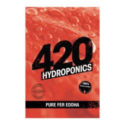 Pure Fer EDDHA - Inductor 25g - 420 Hydroponics Engrais Fer