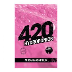 Epsom engrais Magnesium - 10g - 420 Hydroponics engrais magnesium