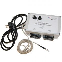 Controlador de velocidad y temperatura RTS-5-U - Vientos