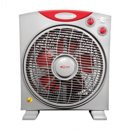 Ventilateur Box Fan 30cm 40W - Advanced Star