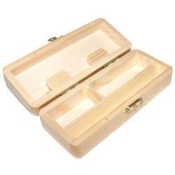 Boîte en bois petit modèle -