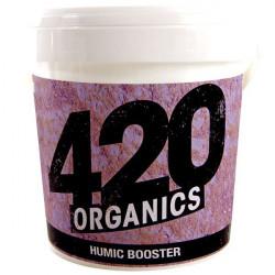 Humic Booster - 550g - 420 Organics Amendement - booster Biologique de croissance