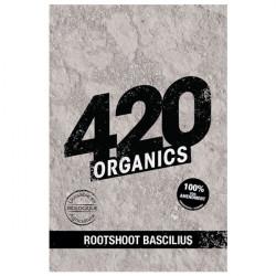 Rootshoot Bascilius - 25g - 420 Orgánicos en polvo estimulador de la raíz