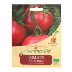 Graines Bio - Tomate Rose de Berne 20gn - La Semence Bio