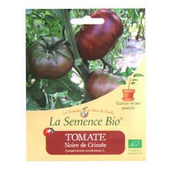 Graines Bio - Tomate Noire de Crimée 20gn - La Semence Bio