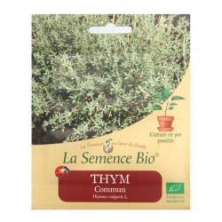 Graines Bio - Thym commun 350gn - La Semence Bio