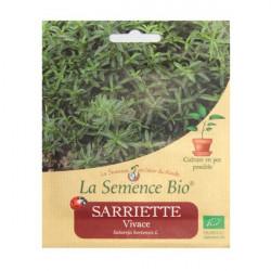 Semillas ecológicas - verano Sabroso Perenne 0.2 g de Semillas Orgánicas