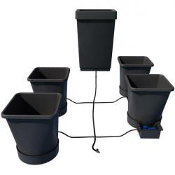 Autopot XL completo de 4 macetas de 25L - sistema de cultivo