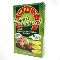 Engrais Universel Jardin 800g - Or Brun UAB