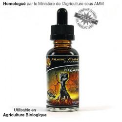 impulsar el crecimiento y la floración de ácidos Húmicos Fúlvicos 30 ml , platinium nutrientes