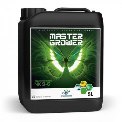 engrais croissance Master Grower - Grow 5L - Hydropassion hydro-terre-coco