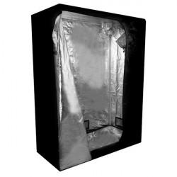 Chambre de culture 150 x 80 x 200 cm - Black Silver