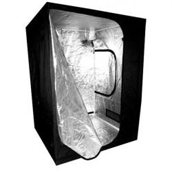 Chambre de culture 150 x 150 x 200 cm - Black Silver