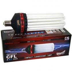 Ampoule CFL 8U 300W - 2100°K - Floraison - E40 - Superplant