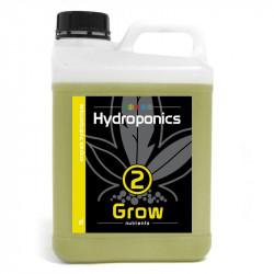 fertilizante de crecimiento N°2 Crecer 5L - 12345 Hidroponía