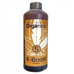 N°5 K-Boost 1L - 12345 Orgánicos - booster de floración orgánico