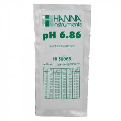 Sachet étalonnage pH 6.86 - 20ml - Hanna