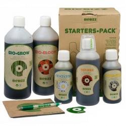Pack De Fertilizantes Biobizz Starters Pack