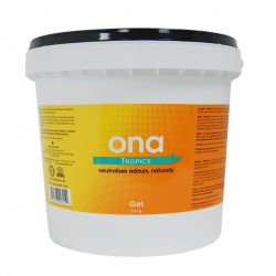 Anti odeur naturel ONA Gel Tropics - 3.8Kg / 4L
