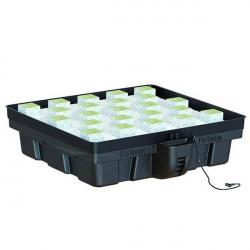 Système table à marée Platinium hydroponics Ebb et Flow 100