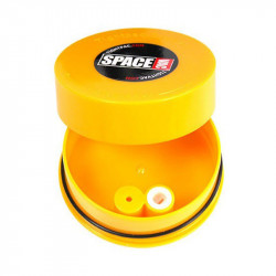 Boîte SpaceVac 0.06L Jaune - TightPac