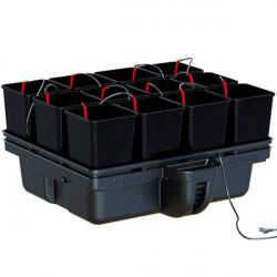 Systeme hydroponique Platinium HydroStar 80 12 pots