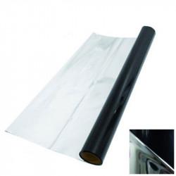Mylar Agro Black Backing 1,2 x 1 m - SuperPlant Papier Réflechissant