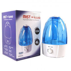 Humidificateur 4 litres mist+ 4000 - Ultramist